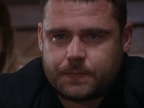 Emmerdale spoilers: Aaron Dingle snaps and punches Luke Posner after Robert Sugden cuts him out of his life