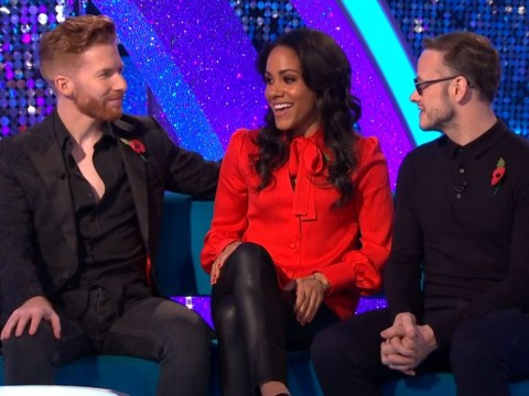 Strictly Come Dancing's Neil Jones still hasn't been given all-clear to perform this weekend after injury