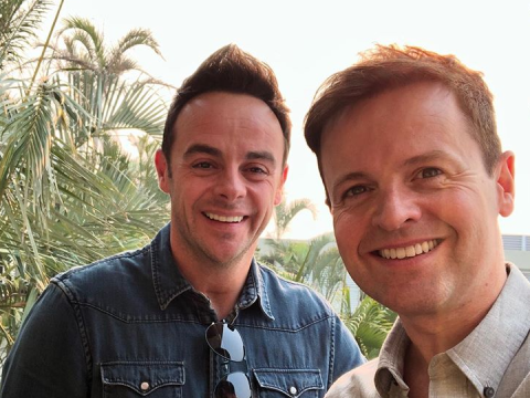 Ant joins Dec in Australia for first I'm A Celebrity since drink-driving arrest