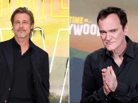 Brad Pitt reveals first Once Upon A Time In Hollywood script was burned by 'perfectionist' Quentin Tarantino