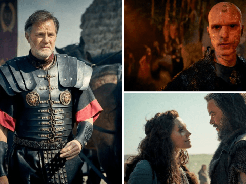 Britannia season 2, episode 1 review: David Morrissey and MacKenzie Crook are great – but series has no idea what it wants to be