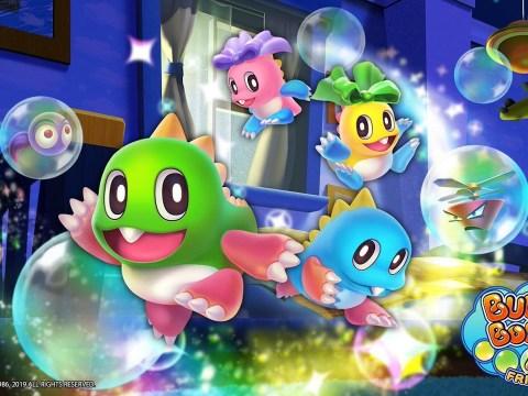 Bubble Bobble 4 Friends review – bursting with fun
