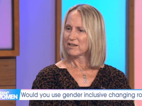 Loose Women's Carol McGiffin refuses to used mixed-gender toilets as men are 'disgusting'