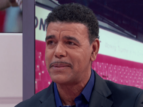 Chris Kamara reveals why he turned down I'm A Celebrity and X Factor: Celebrity