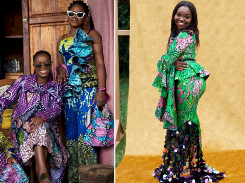 Stunning fashion collection launches to support survivors of sexual violence in DR Congo