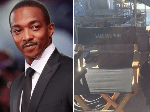 Anthony Mackie confirms Falcon and Winter Soldier filming has taken flight