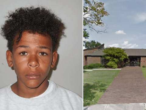 'Dangerous' double murder suspect, 13, escapes courthouse and goes on the run