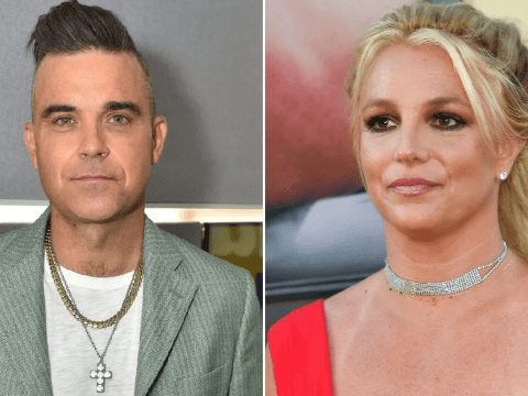 Robbie Williams wanted Fairytale Of New York duet with Britney Spears for new Christmas album