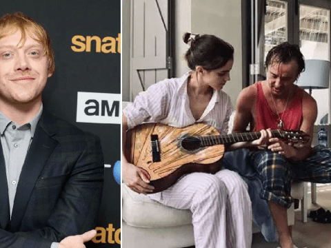 Harry Potter star Rupert Grint 'saw sparks' between Emma Watson and Tom Felton: 'There was always something'