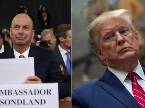 Top Donald Trump ally says 'there was quid pro quo' indicating president abused office
