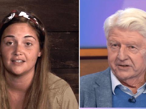 I'm A Celebrity's Stanley Johnson makes dig at women for crying in jungle