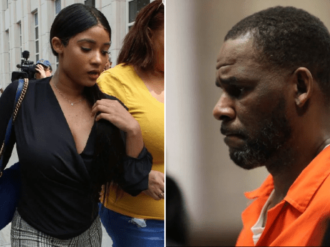 R Kelly's girlfriend Joycelyn Savage 'forced to have two abortions in star's home' as she alleges controlling behaviour