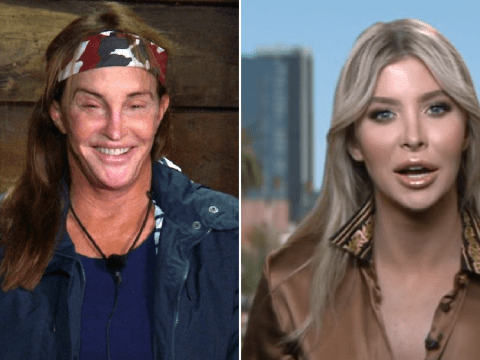 I'm A Celebrity: Caitlyn Jenner's 'close friend' Sophia Hutchins clears up relationship rumours