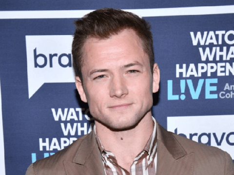 Taron Egerton would kill to do musical with Hugh Jackman: 'It's something we've discussed'