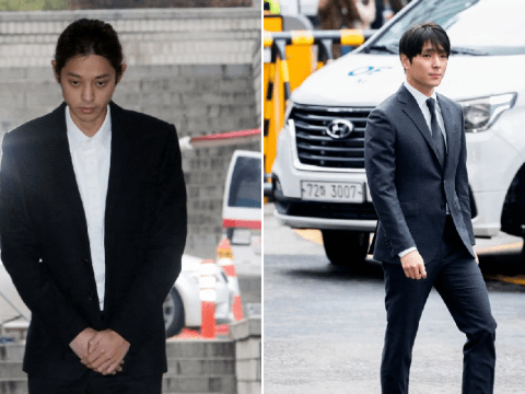 K-pop stars Jung Joon Young and Choi Jong Hoon jailed on gang rape charges