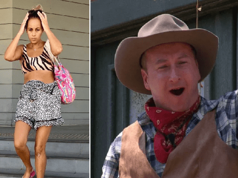 Andy Whyment's wife enjoys Australian summer while Coronation Street star impresses on I'm A Celebrity