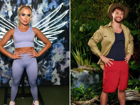 What happened between I'm a Celebrity's Myles Stephenson and Love Island's Gabby Allen?