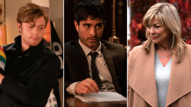 10 soap spoilers this week: EastEnders return, Coronation Street car accident, Emmerdale brawl, Hollyoaks return