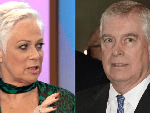 Denise Welch admits to stealing Prince Andrew's personalised loo roll