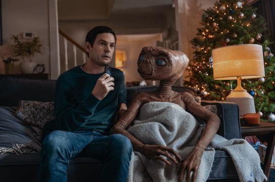 Elliott and E.T.