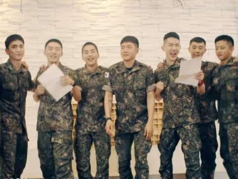 EXO's Xiumin and SHINee's Key perform on enlisted idol single while in the army