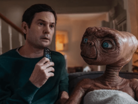 E.T. sequel wins best Christmas advert ever as beloved alien reunites with Elliott – and it's all thanks to Sky