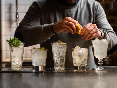 London restaurant chain releases gender-neutral drinks menu with colourless and nameless cocktails