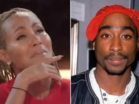 Jada Pinkett Smith tears up as she recalls how Tupac Shakur felt 'threatened' about their friendship