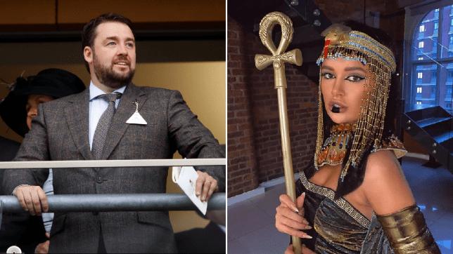 Jason Manford defends Molly-Mae Hague's Cleopatra Halloween costume