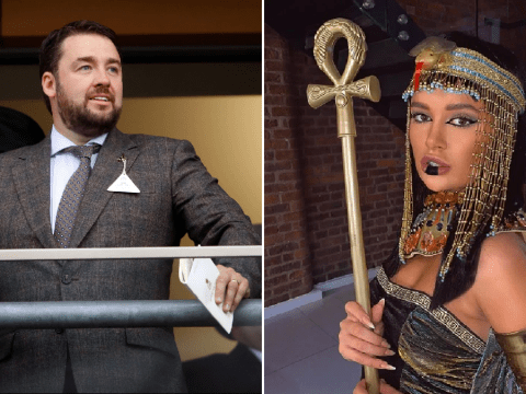 Jason Manford defends Molly-Mae Hague's Cleopatra costume and slams cultural appropriation as 'b****cks'
