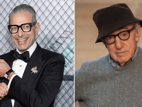 Jeff Goldblum admits he would work with Woody Allen despite sexual abuse allegations