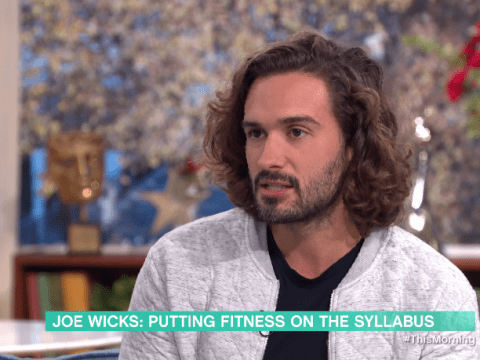 Joe Wicks put on the spot over being behind Adele's weight loss: 'I can't confirm or deny'