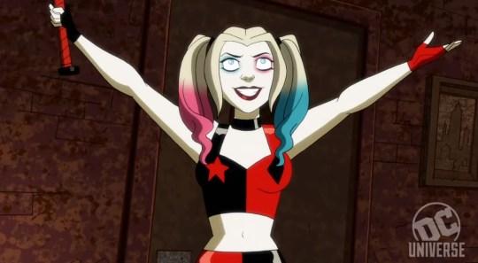 Harley Quinn - DC Universe