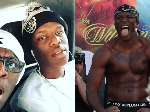 KSI's brother Deji and Ninja lead congratulations as YouTuber wins against Logan Paul in epic rematch