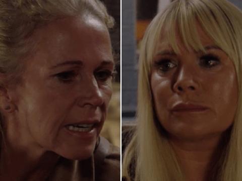 EastEnders spoilers: Lisa Fowler threatens Sharon Mitchell ahead of Mel Owen's funeral