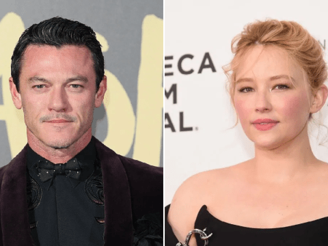 Luke Evans talks singing Lion King and dry-humping in the shower