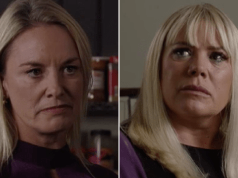 EastEnders spoilers: Mel Owen lays a nasty trap for Sharon Mitchell in her dramatic exit week