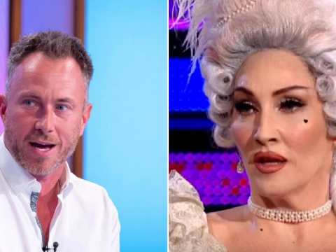 Strictly Come Dancing's Michelle Visage and James Jordan lock horns in savage feud: 'She's upset her community didn't save her'