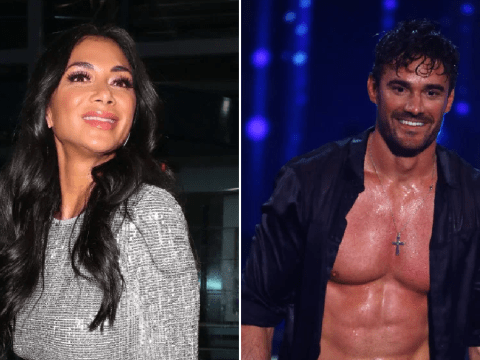Nicole Scherzinger and X Factor: Celebrity's Thom Evans 'secretly dating after weeks of texting'