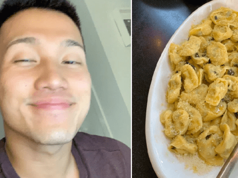 Man charms Tinder match by making a Twitter account to send pictures of his pasta