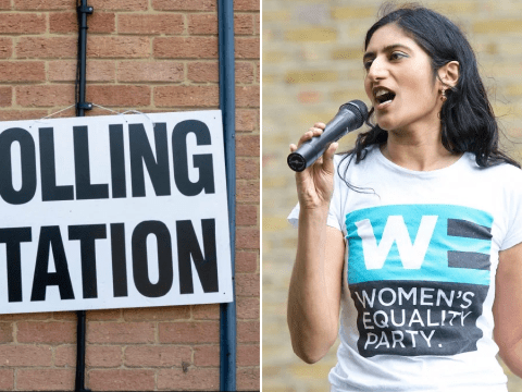 Saying 'purdah' is 'sexist, racist and offensive' says Women's Party co-leader candidate