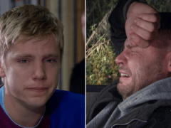 Emmerdale spoilers: Robert gets in touch and pushes Aaron over the edge