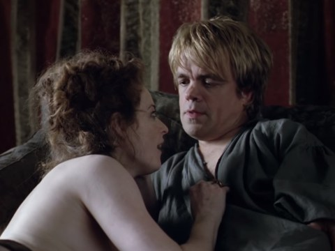 Game Of Thrones star Esme Bianco reveals Tyrion sex scene was only moment from pilot episode that made it to air