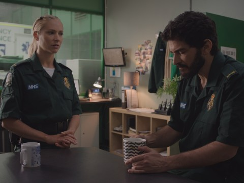 Casualty review with spoilers: Ruby uncovers Lev's past and David and Rosa make a commitment