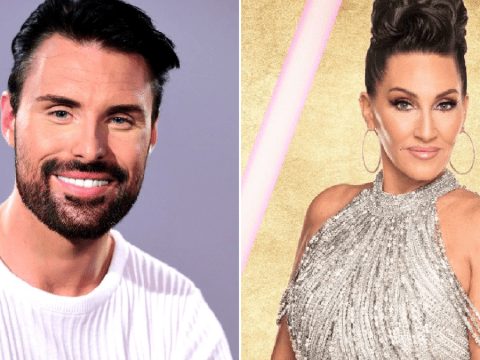 Rylan Clark-Neal and Michelle Visage mock Strictly Come Dancing secret romance – and they 'know' who it is