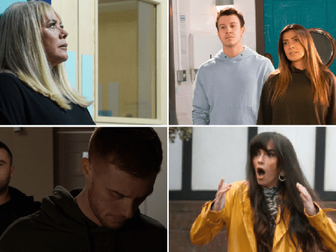 25 soap spoilers: EastEnders identity reveal, Coronation Street wedding reveal, Emmerdale intimidation, Hollyoaks return