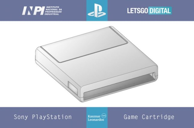 PS5 will use cartridges reveals unlikely new patent