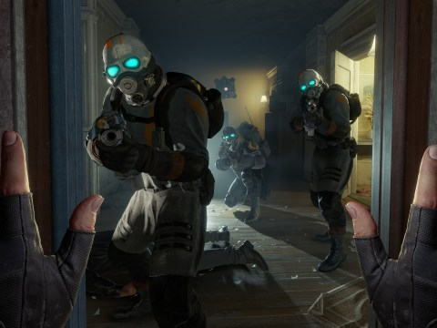 Valve's VR headset sold out ahead of new Half-Life release