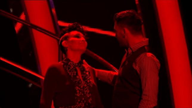 Michelle and Giovanni