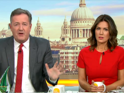 Piers Morgan confirms he could quit Good Morning Britain in January ahead of show extension